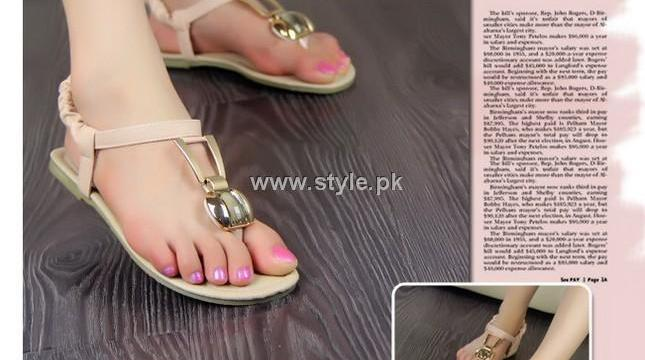 SK Collection Footwear 2012 for Ladies