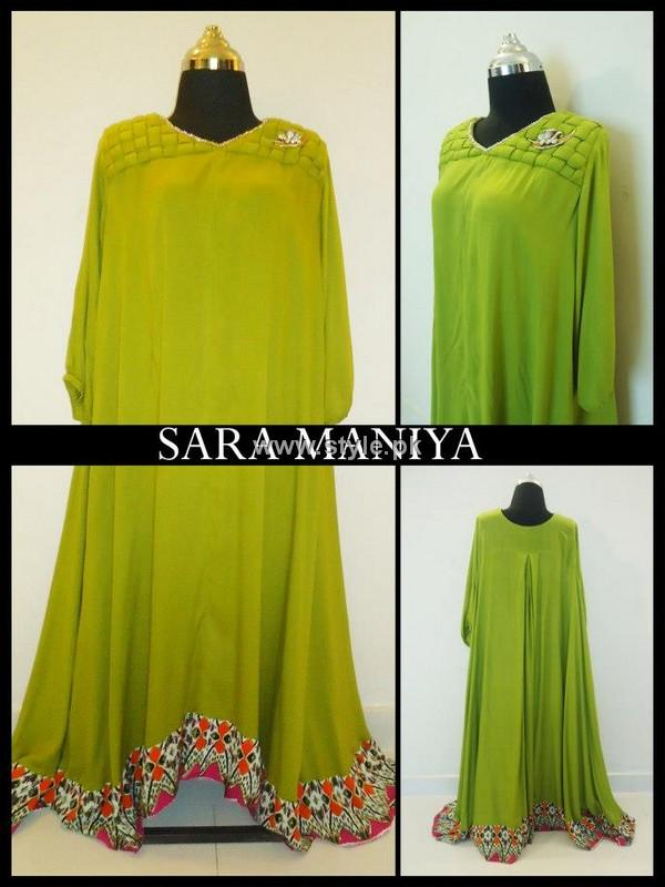 Sara Maniya Midsummer Collection 2012 New Outfits