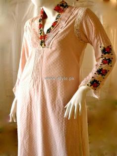 Slate Casual Wear Collection 2012 by Faiza Samee 004
