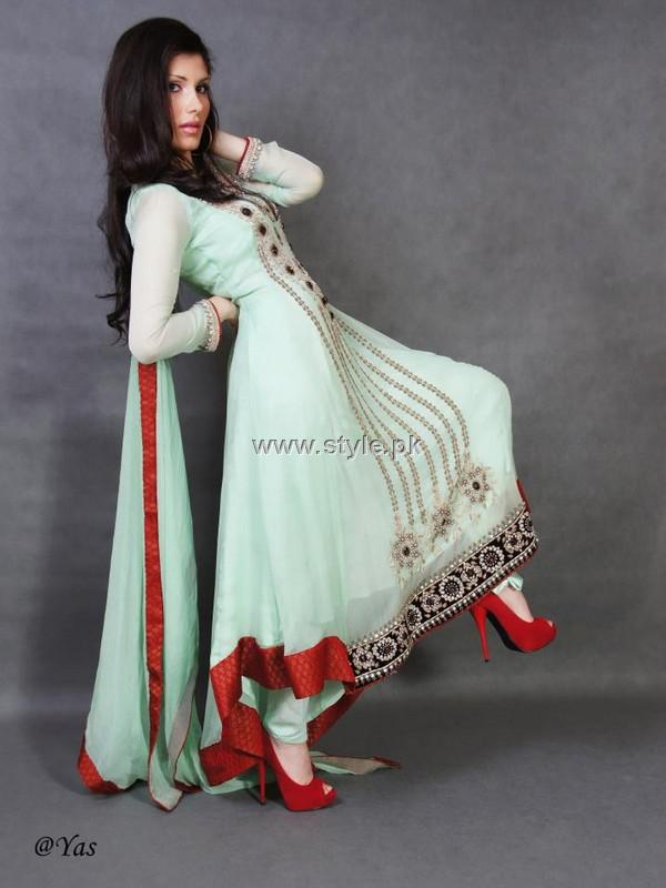 Glamor Creation Winter Collection 2012 for Women