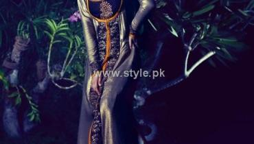 Nida Azwer Formal Dresses 2012 at Labels