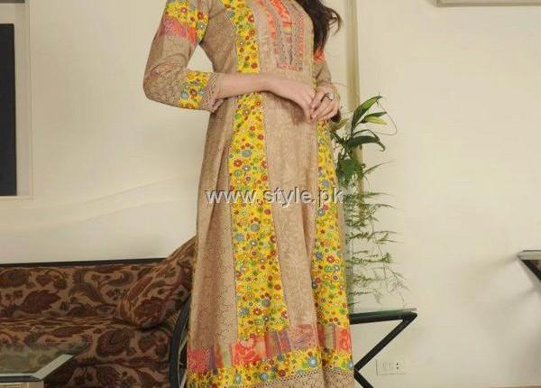 Resham Revaj Casual Dresses 2012 for Women