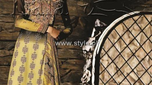 Sana & Samia Embroidered Cotton Collection 2012 by Lala