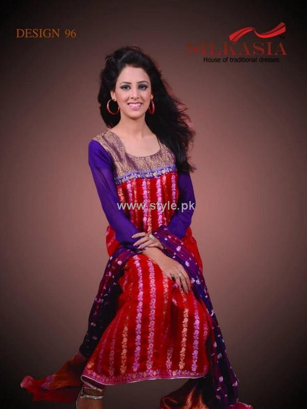 Silkasia Banarsi Collection 2012 for Women