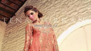 Tena Durrani Bridal Wear Collection 2012 for Women