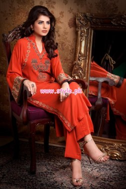 Beech Tree Winter 2012 Collection For Women 007