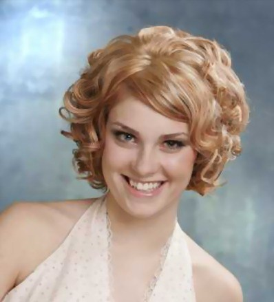 Bridal Hairstyles For Short Hair 0019