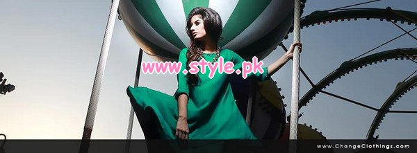 Change Latest Party Dresses For Winter 2012 004