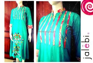 Jalebi Casual Wear Dresses 2012 for Girls and Women 003