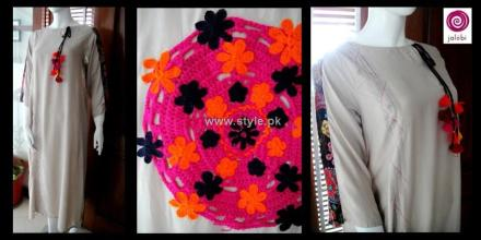 Jalebi Casual Wear Dresses 2012 for Girls and Women 004