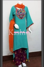 Kashish Latest Casual Wear Dresses For Winter 2012 003
