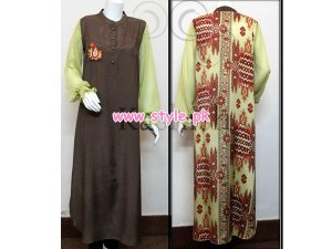 Kashish Latest Winter 2012 Collection For Women 006