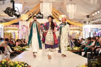 Kuki Concepts Collection At Pantene Bridal Couture Week 2012 0014