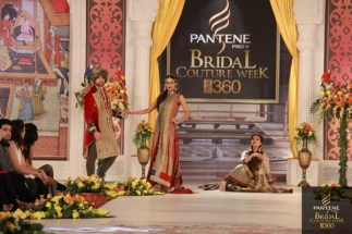 Kuki Concepts Collection At Pantene Bridal Couture Week 2012 008