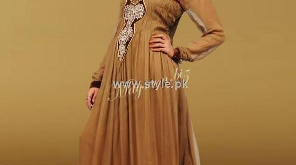 Maysoon Winter Formal Wear 2012 for Women