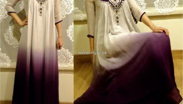 Noor Sahar Winter Party Wear Dresses 2012-13 for Ladies