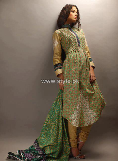 Orient Textiles Winter Collection 2012-13 for Women