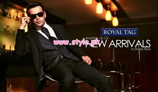 Royal Tag Latest Winter 2012-13 Collection For Men 004