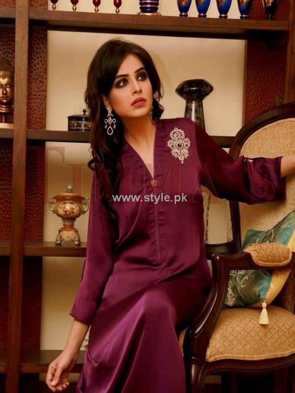 Timma's Party Wear Dresses 2012 by Fatima Irfan