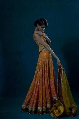 Uzma Creation Bridal dresses 2012-2013 For Women 005