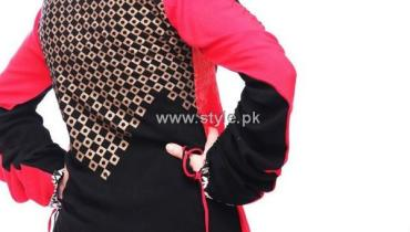Zahra Ahmad Winter Collection 2012-13 for Girls