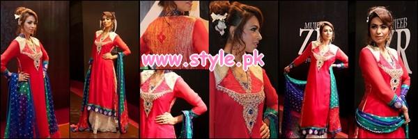 Zayn Rashid Formal Wear Collection For Women 2012 004