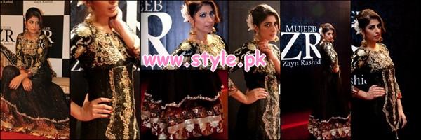Zayn Rashid Luxury Pret 2012 Collection For Women 009