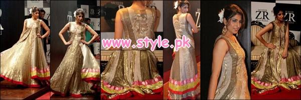 Zayn Rashid Luxury Pret 2012 Collection For Women 010