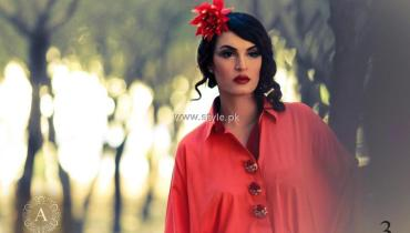 Aisha Alam Winter Casuals 2013 for Women