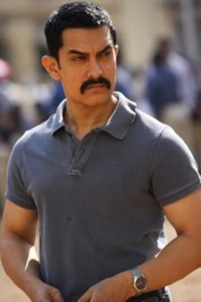 Amir Khan mustache