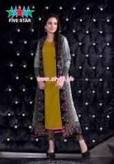 Five Star Textiles Latest Winter Dresses 2012-13 003