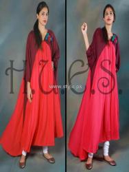 HUES Winter 2012-13 Dresses for Women and Girls 001