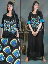 HUES Winter 2012-13 Dresses for Women and Girls 002