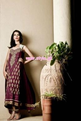 Latest Yasmin Zaman Winter 2012 Collection For Women 003