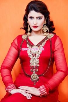 Lingofil Latest Party Dresses 2012 For Women 002