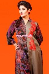 Lingofil Latest Party Dresses 2012 For Women 003