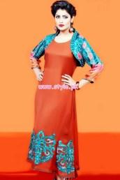 Lingofil Latest Party Dresses 2012 For Women 005