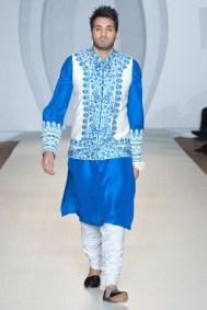 Nomi Ansari Western Collection 2012-2013 At PFW 3, London 0010