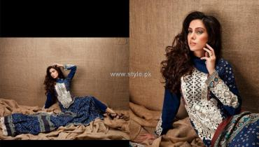 Rabea Linen 2012-13 Collection by Shariq Textiles