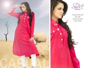 S&M Creations Winter Collection 2012-2013 For Women 0010