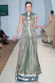 Sadia Mirza Formal Wear Collection 2012-2013 At PFW 3, London 006