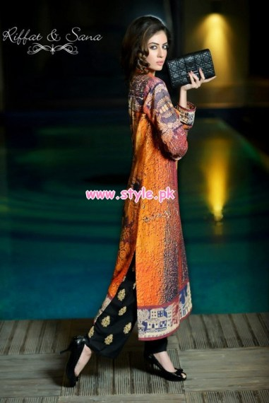Sana Salman Latest Winter Collection 2012 For Women 009