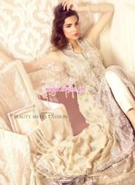 Sehrish Latest Wedding Wear Dresses For Women 2013 009