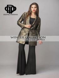 Deepak Perwani Winter Collection 2013 for Ladies