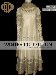 Deepak Perwani Winter Collection 2013 for Ladies 004