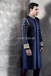 Designs of Sherwani for Men 2013 001