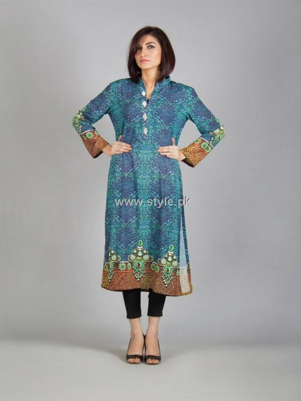 Flairs New Winter Collection 2013 by Naureen Fayyaz