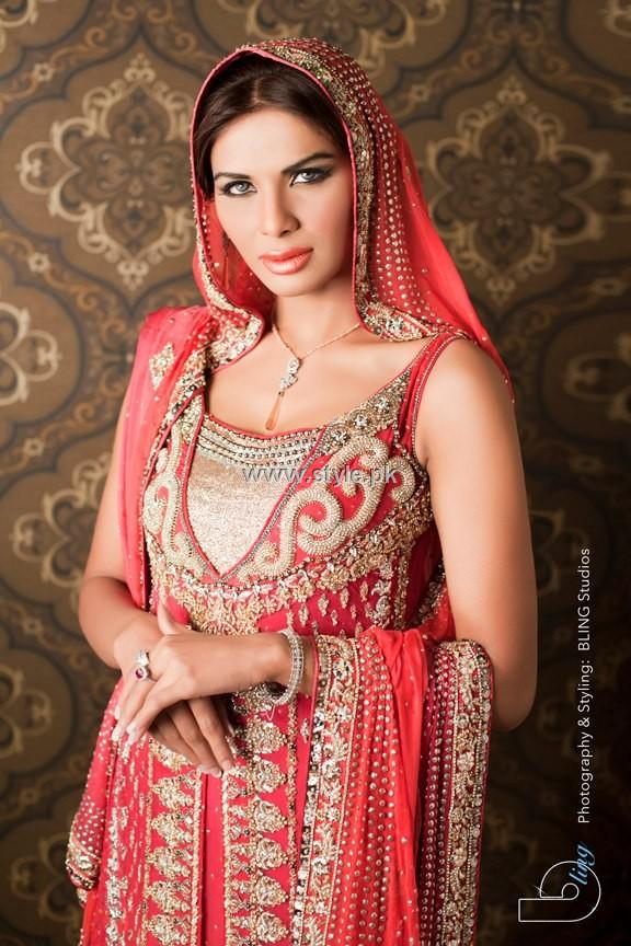 Kamdani Bridal Wear Dresses 2013 for Ladies