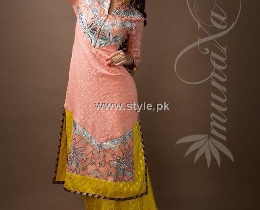 Munaxa Winter Dresses 2013 for Women and Girls