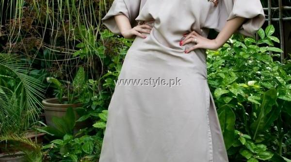 Qashang Party Wear Dresses 2013 for Ladies